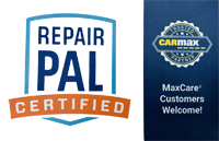 Repair Pal Certified CarMax MaxCare